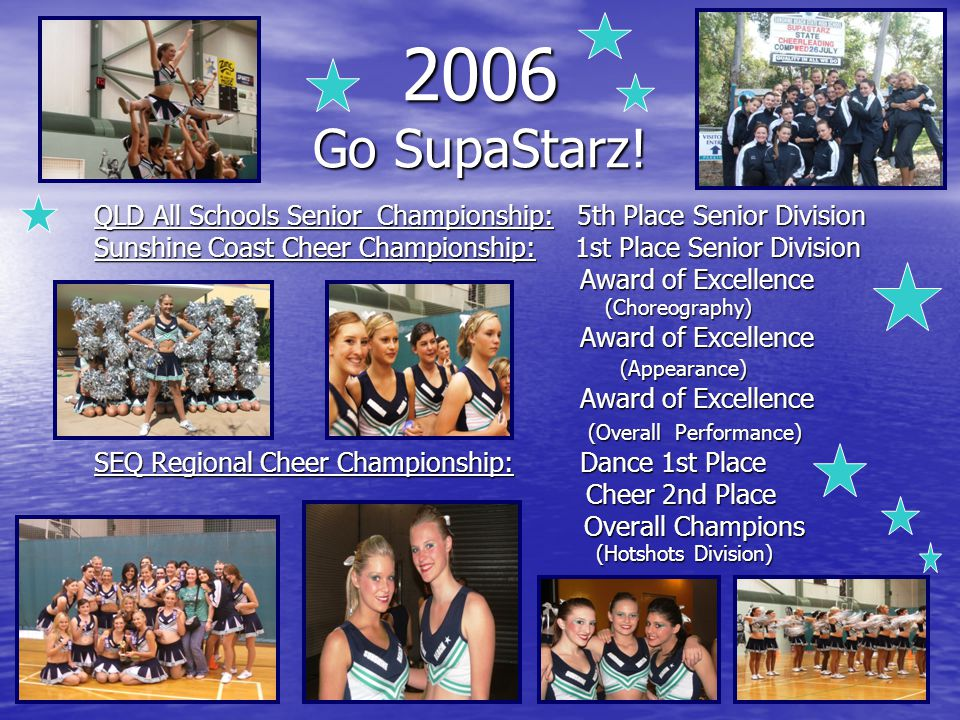 Sunshine Beach SupaStarz 2006 continued… Sunshine Beach SupaStarz 2006 continued…