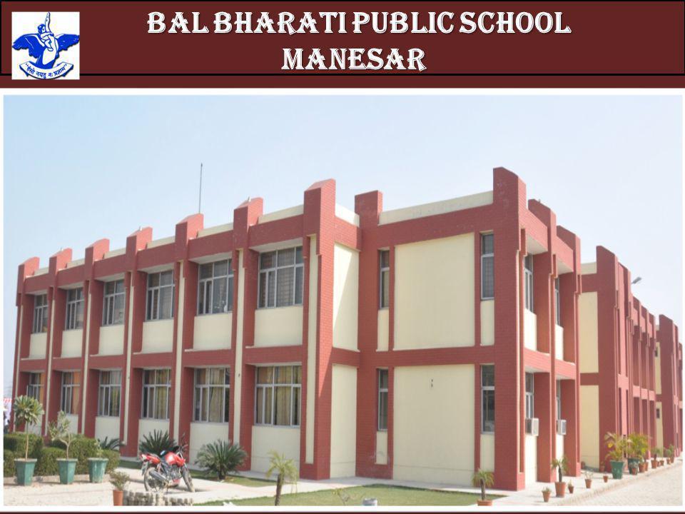 Bal Bharati Public School manesar Bal Bharati Public School manesar