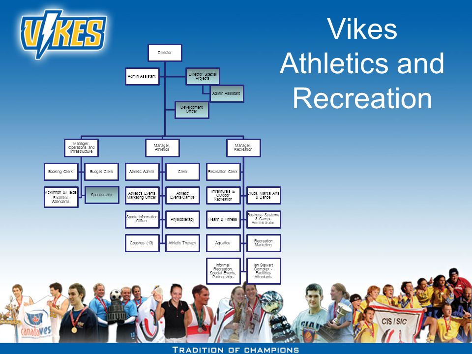 Vikes Athletics and Recreation