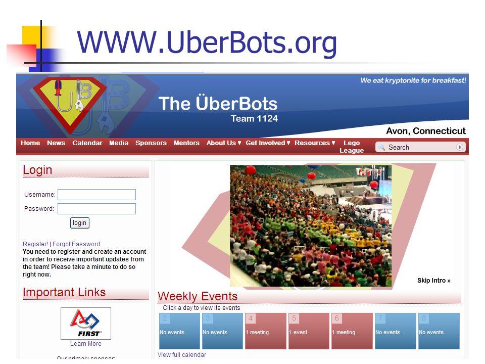 WWW.UberBots.org