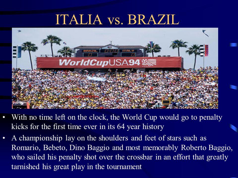 ITALIA vs.