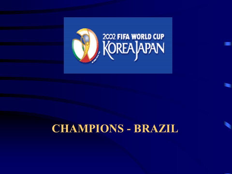 CHAMPIONS - BRAZIL