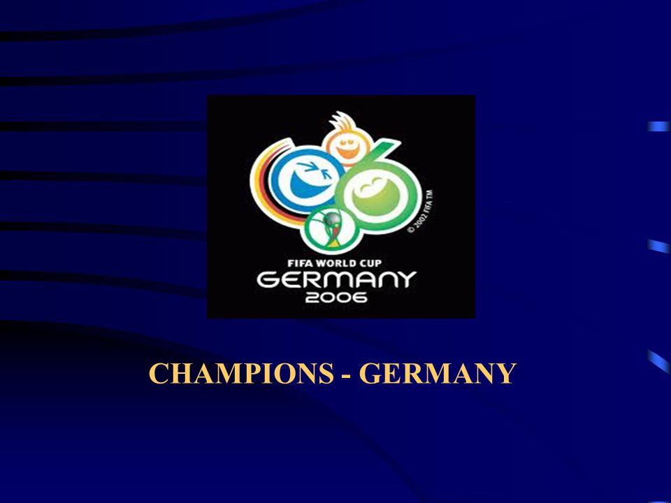 CHAMPIONS - GERMANY