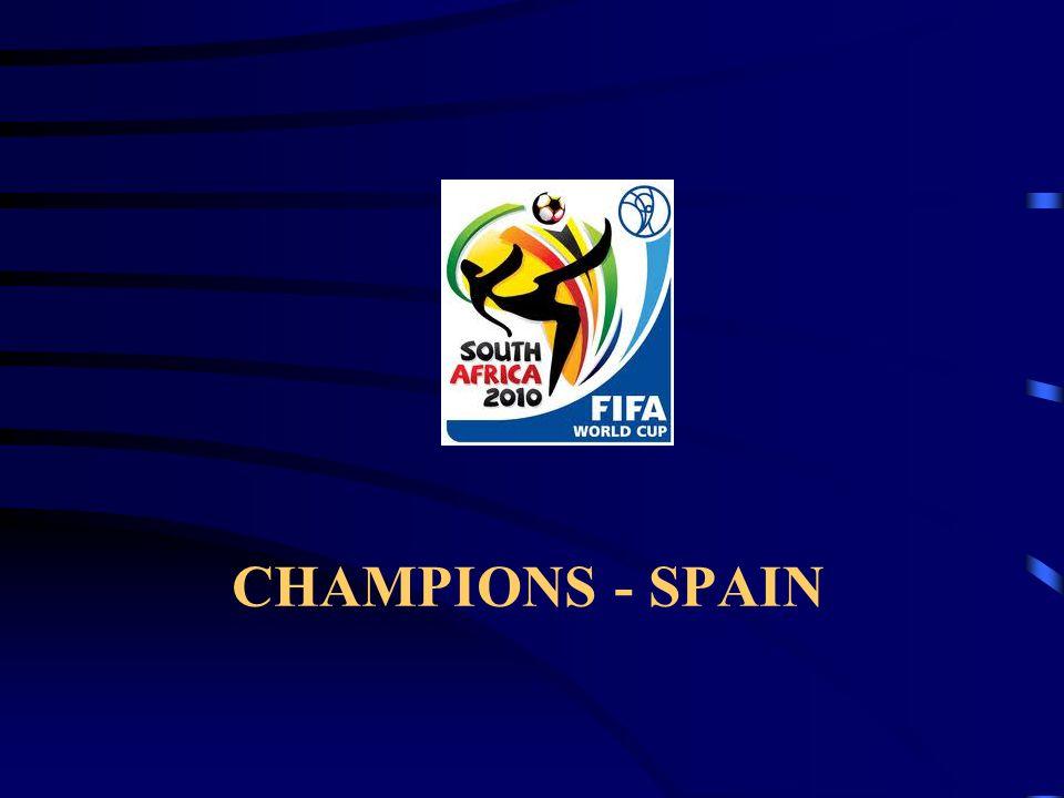 CHAMPIONS - SPAIN