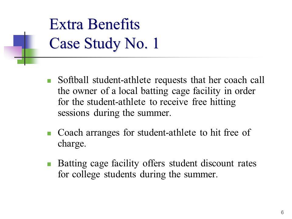 6 Extra Benefits Case Study No.