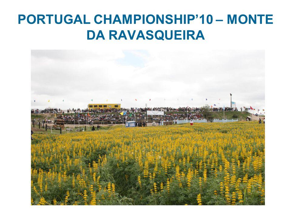 PORTUGAL CHAMPIONSHIP10 – MONTE DA RAVASQUEIRA
