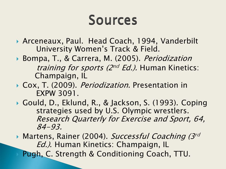 Arceneaux, Paul. Head Coach, 1994, Vanderbilt University Womens Track & Field.