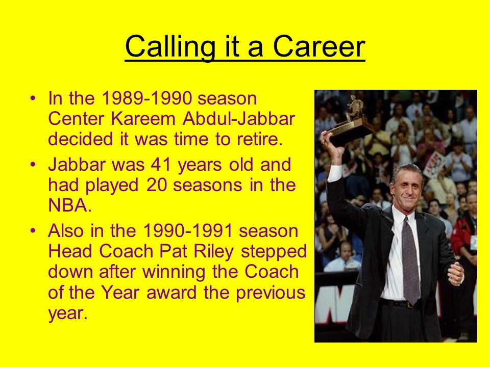 A Very Magic Year Magic Johnson, now the leader of the Laker offense led them to a 65-17 record winning MVP of the season as well.