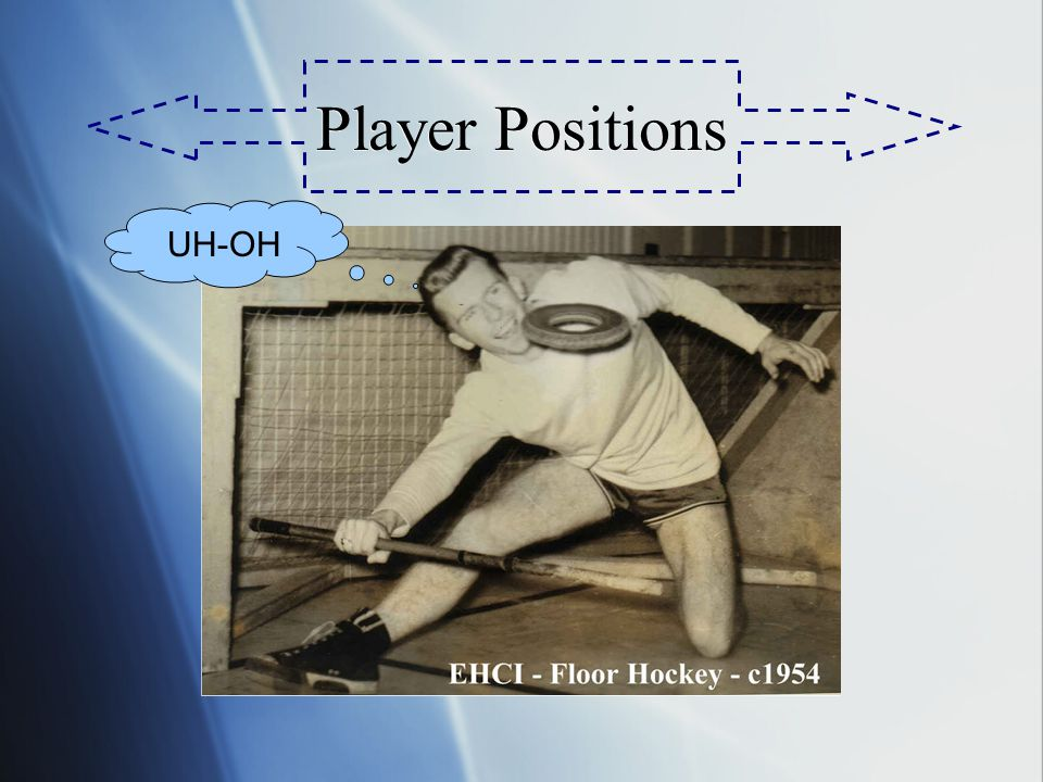 Player Positions UH-OH