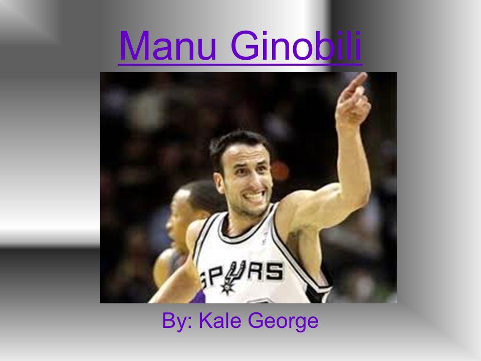 Manu is born Emanuel David Ginobili was born on July 28 th, 1977 in Bahia Blanca, Argentina.