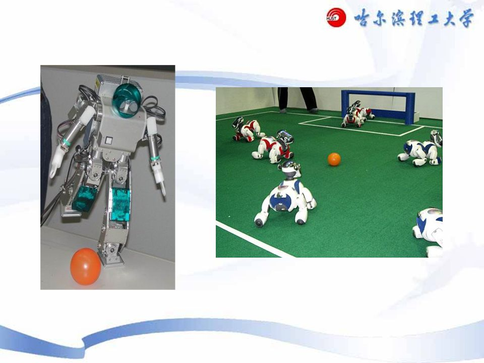 History, present status and development of Chinese robot soccer Northeastern University team also won the third place in five members micro-robot team and 11 members simulation team contest.