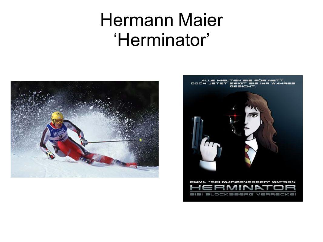 Hermann Maier Herminator