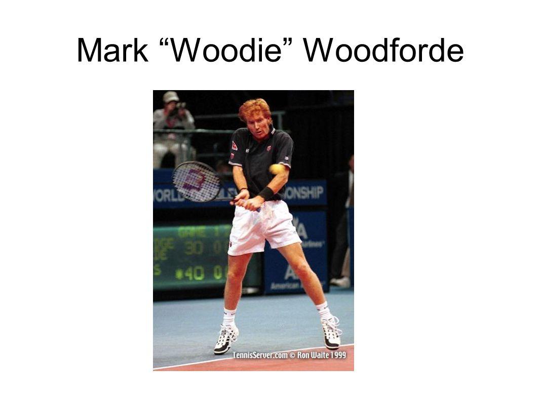 Mark Woodie Woodforde