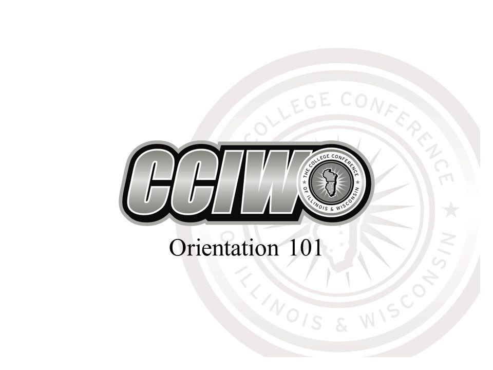 Orientation 101