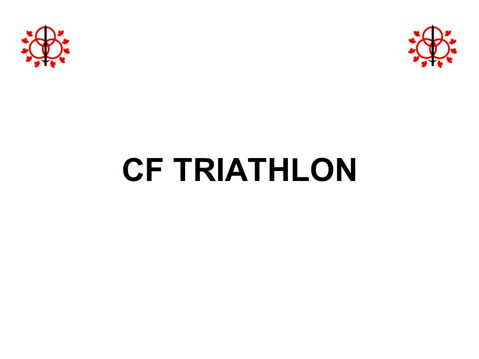 CF TRIATHLON