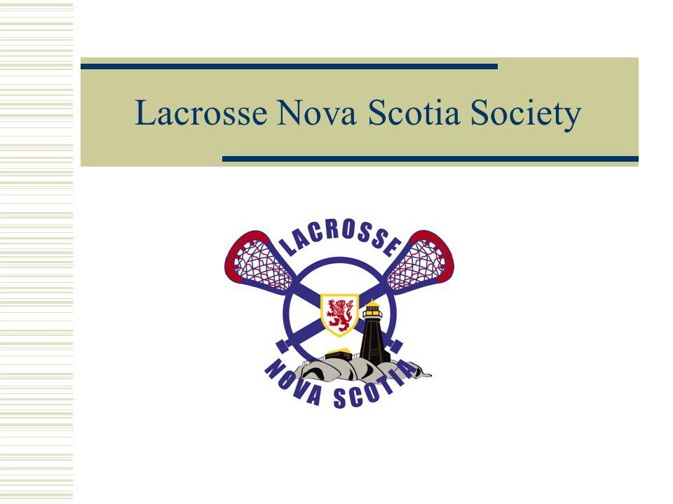 Lacrosse Nova Scotia Society