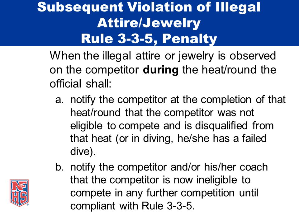 IHSAA Information Information may be found on the swimming pages of www.ihsaa.orgwww.ihsaa.org Diving Referee Card Diving Score Sheet 2007-08 State Meet Invitations 2008-09 State Cuts 2008-09 Required Dives 2008-08 IHSAA Rules Interpretations 2008-09 IHSAA Participation Rules NFHS Rules Interpretations NFHS Rules Changes
