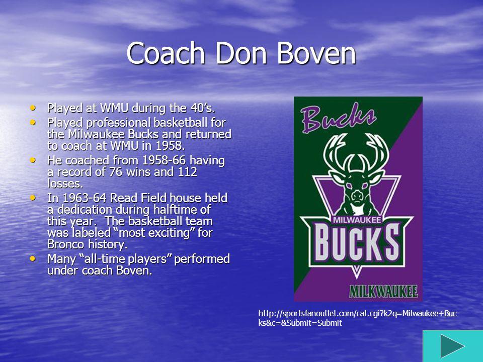 Coach Joy Hoy Was a basketball and football player at WMU.