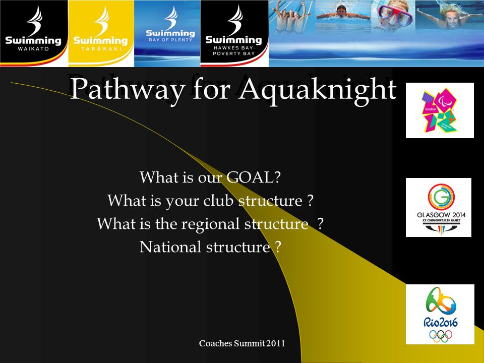 What is our GOAL. What is your club structure . What is the regional structure .