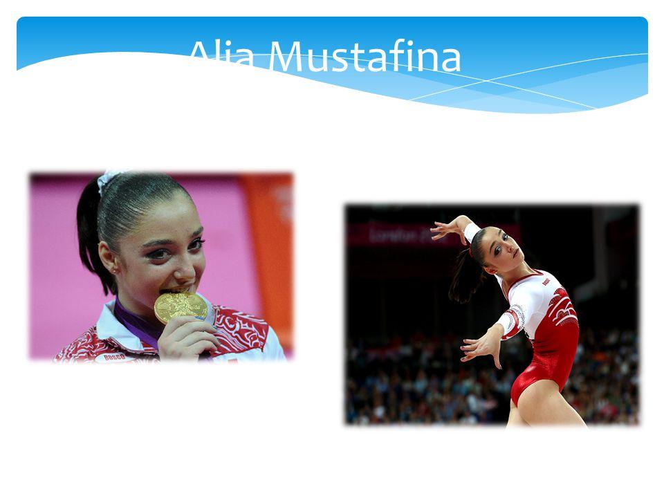 Alia Mustafina