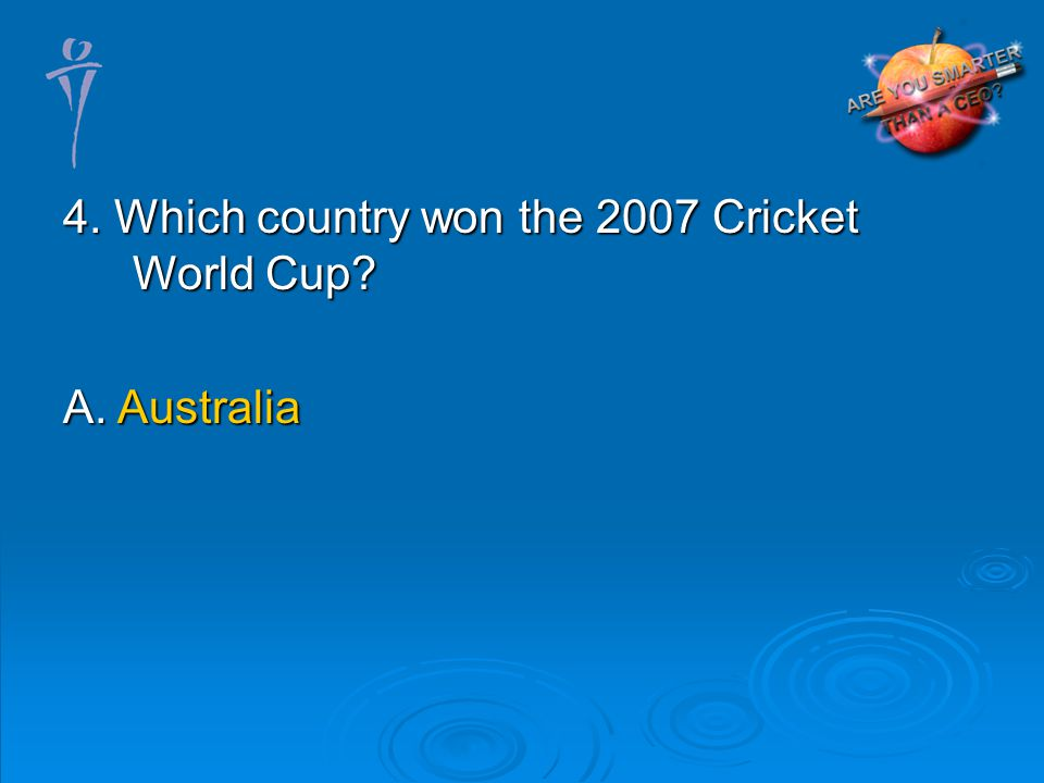 A. Australia