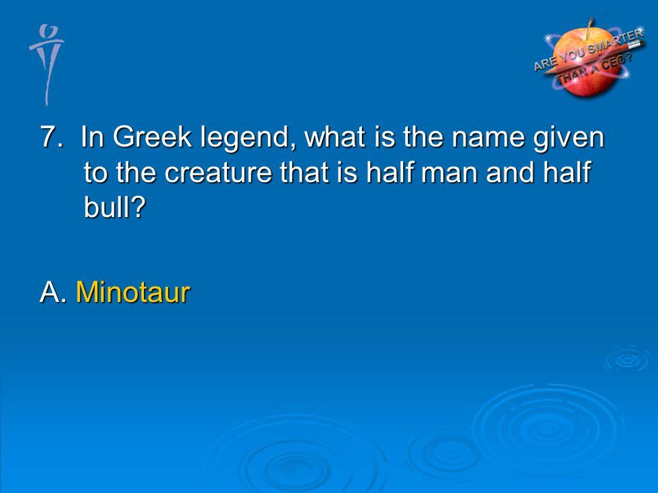 A. Minotaur
