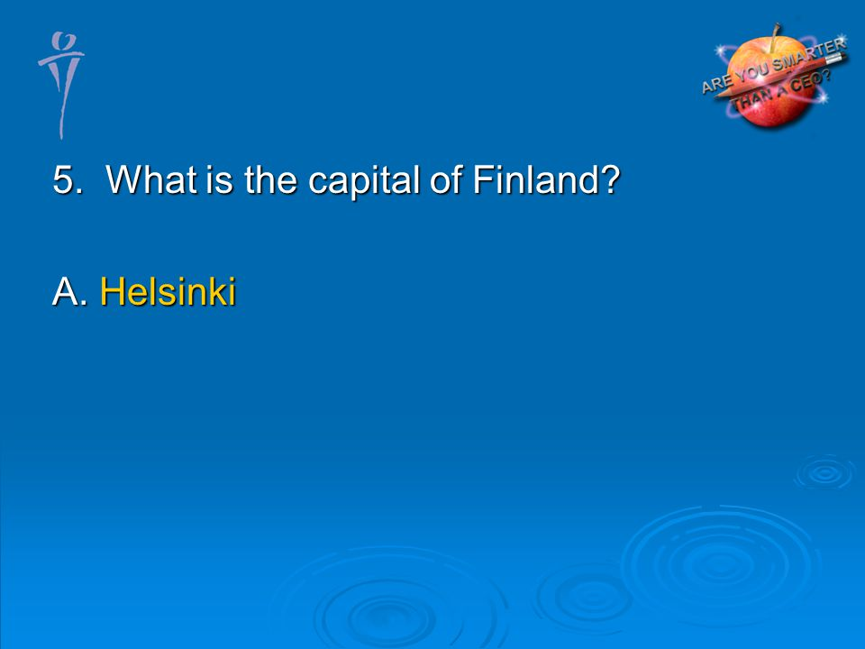 A. Helsinki
