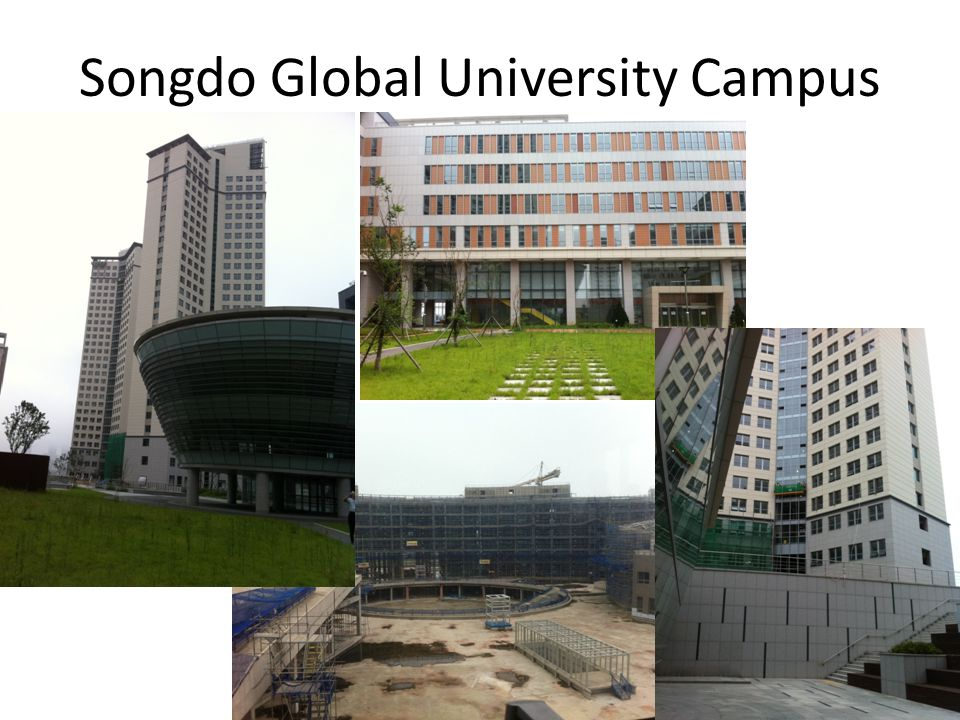 Songdo Global University Campus