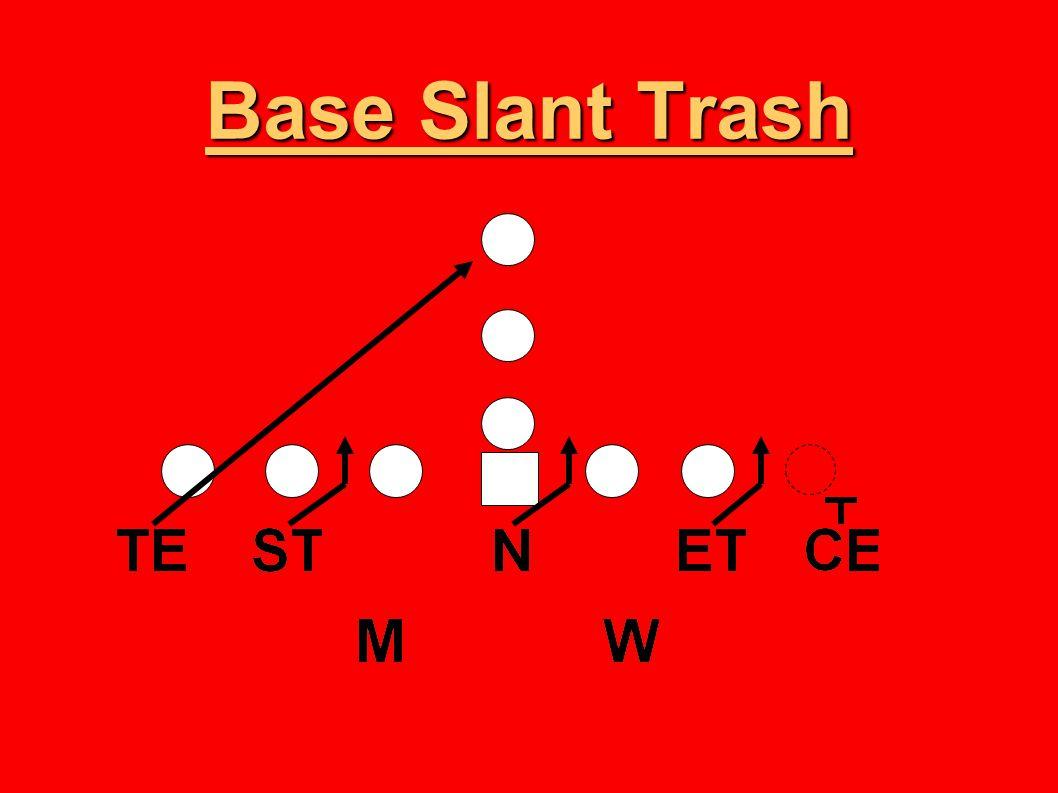 Base Slant Trash