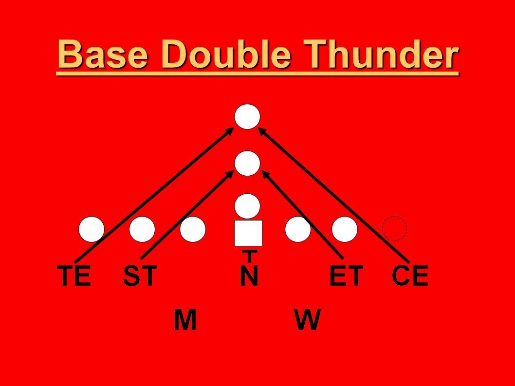 Base Double Thunder