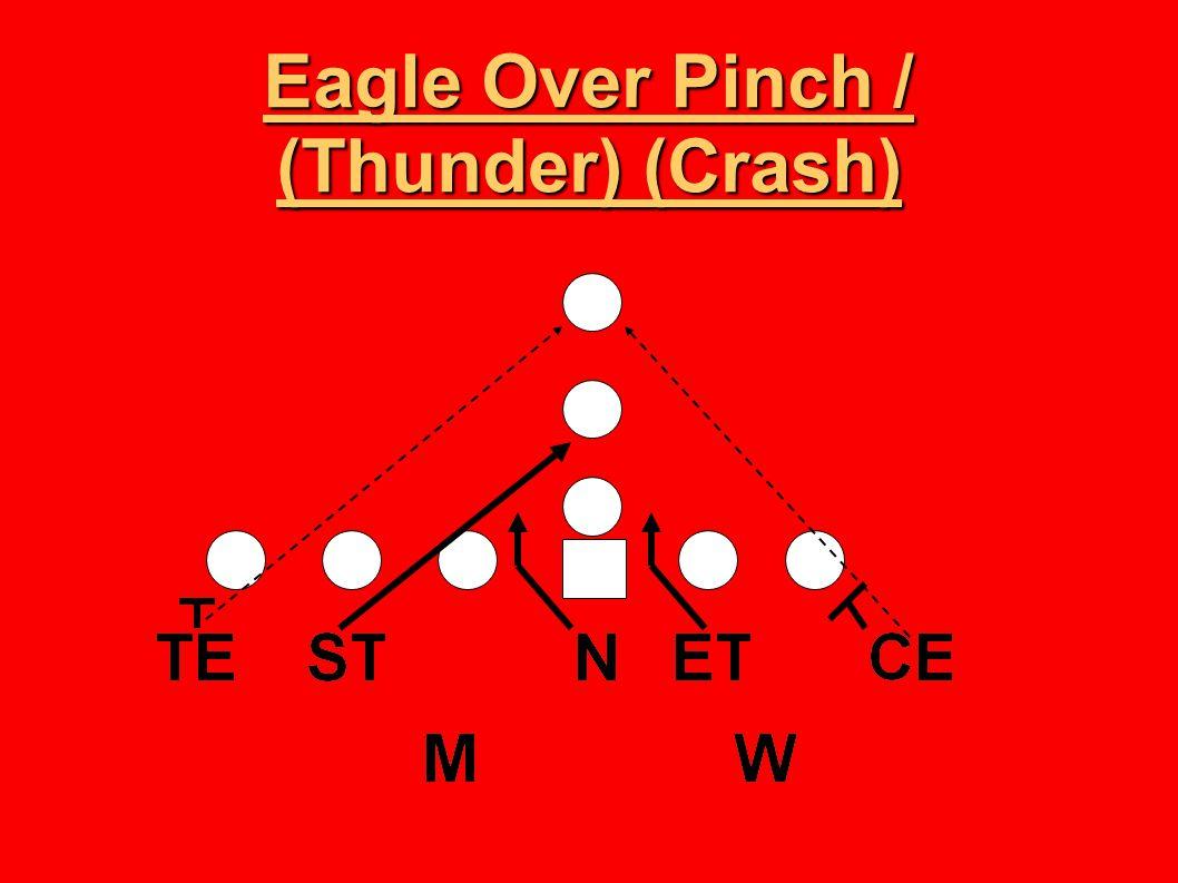Eagle Over Pinch / (Thunder) (Crash)