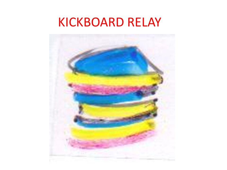 KICKBOARD RELAY