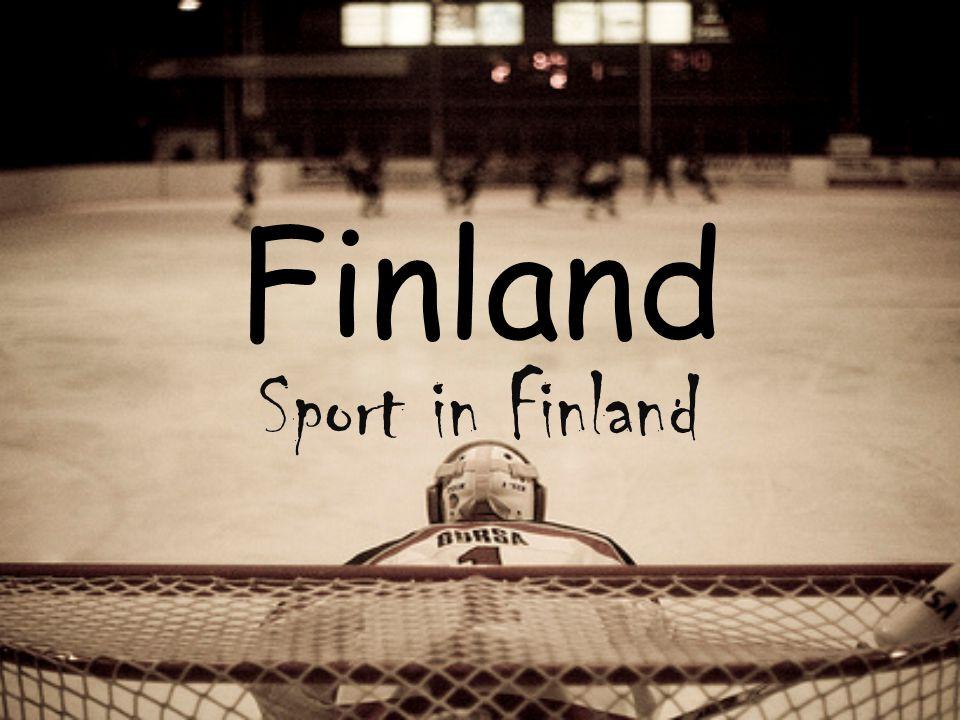 Finland Sport in Finland