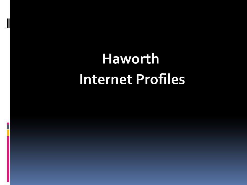 Haworth Internet Profiles