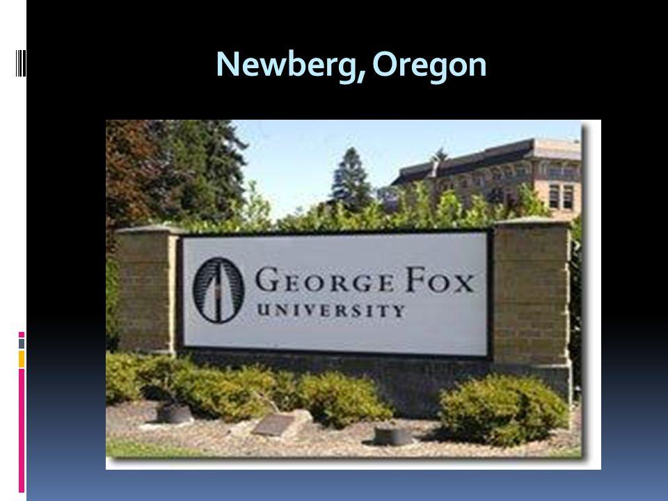 Newberg, Oregon