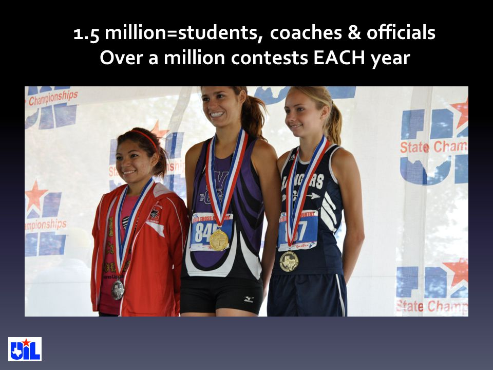 UIL Required Training- NEW COACH ONLY.