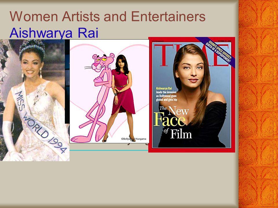Women Artists and Entertainers Aparna Sen Aparna Sen Famous Actor and Director Notable Movies: Samapti Basanta Bilaap Notable Directions: 36 Chowrangh