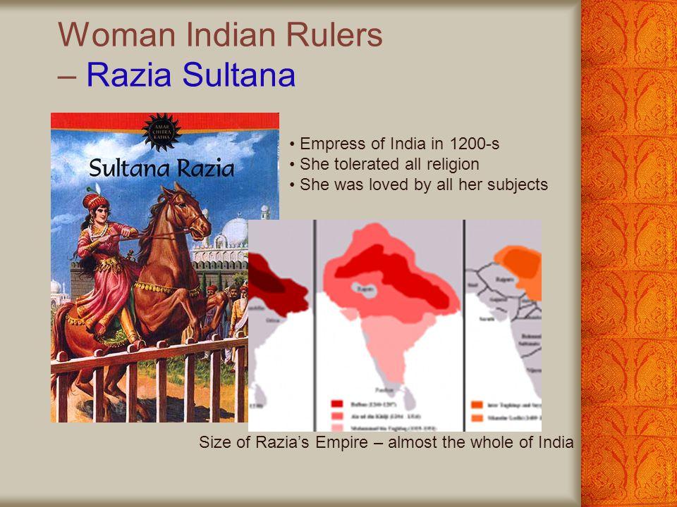 Woman Indian Rulers – Rani Lakshmi Bai Rani Lakshmi Bai Queen of Jhansi Fought against the British Army to save Jhansi Fort of Jhansi – Jhansi ki Kell