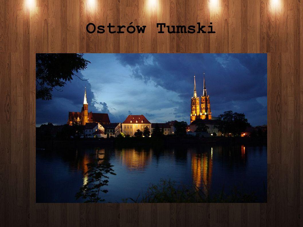 Ostrów Tumski