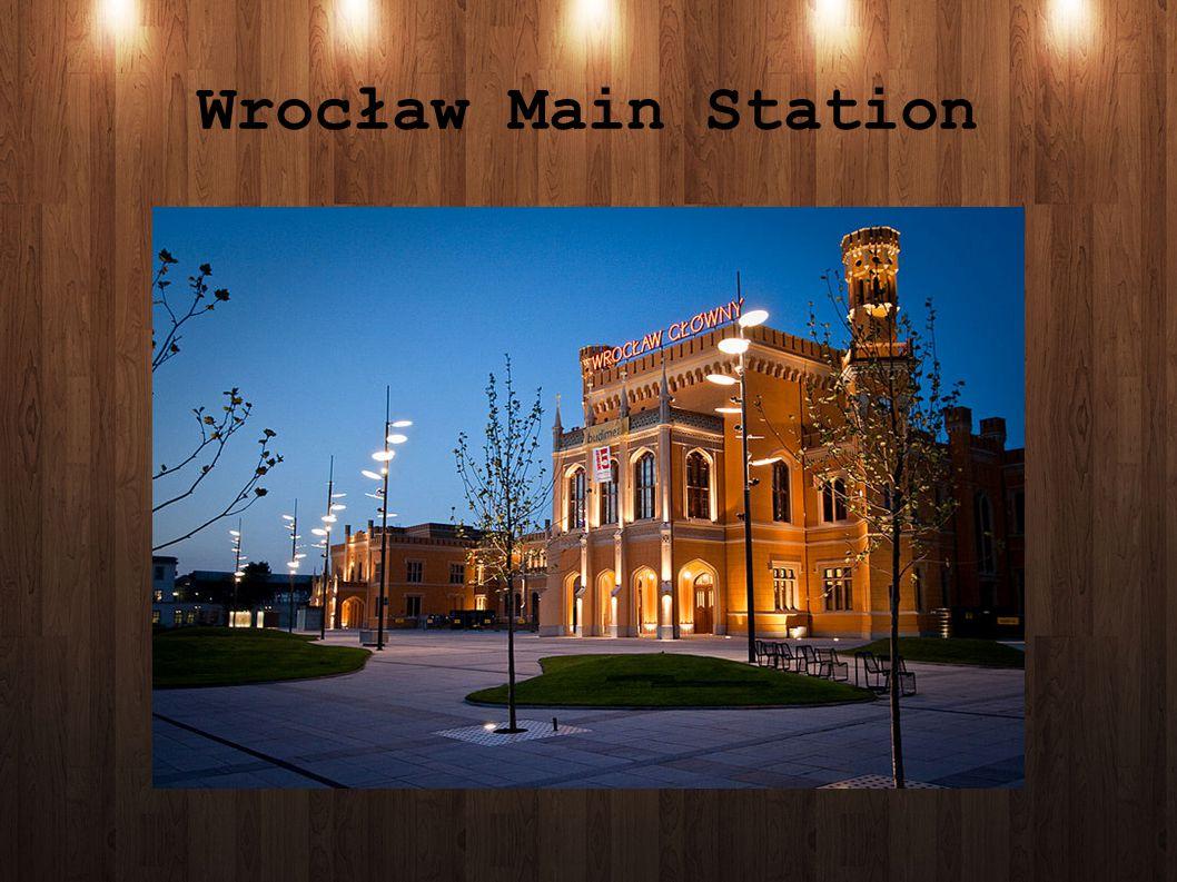 Wrocław Main Station