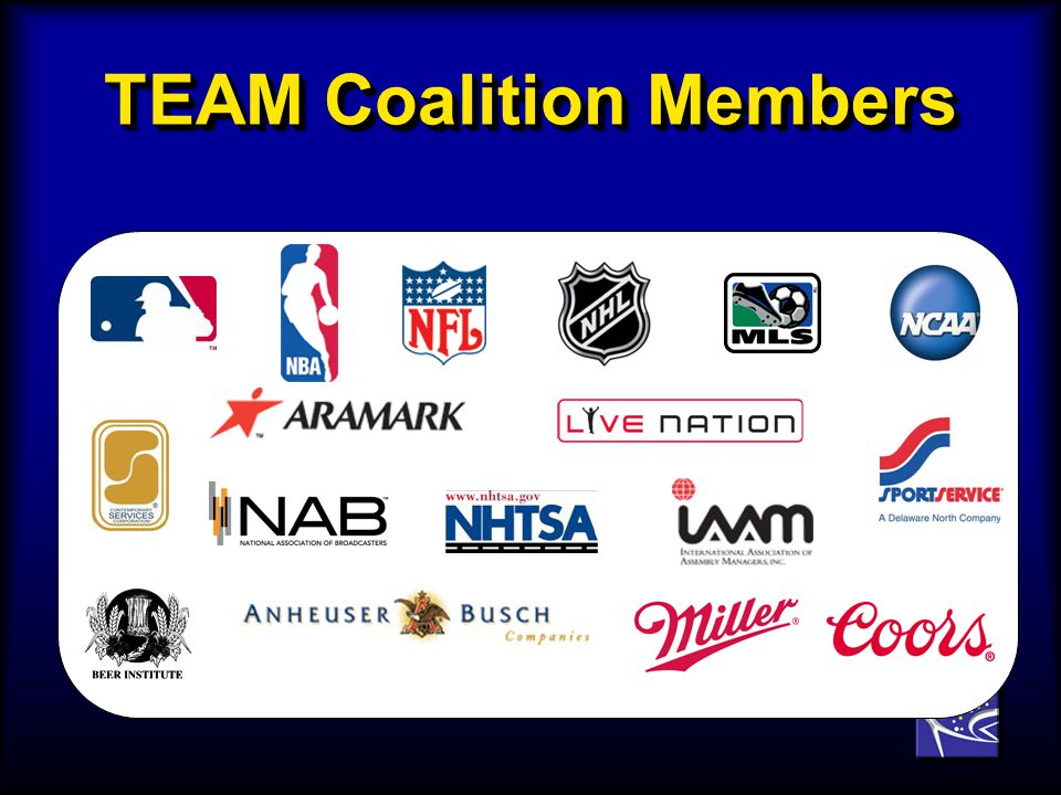 TEAM Coalition Members