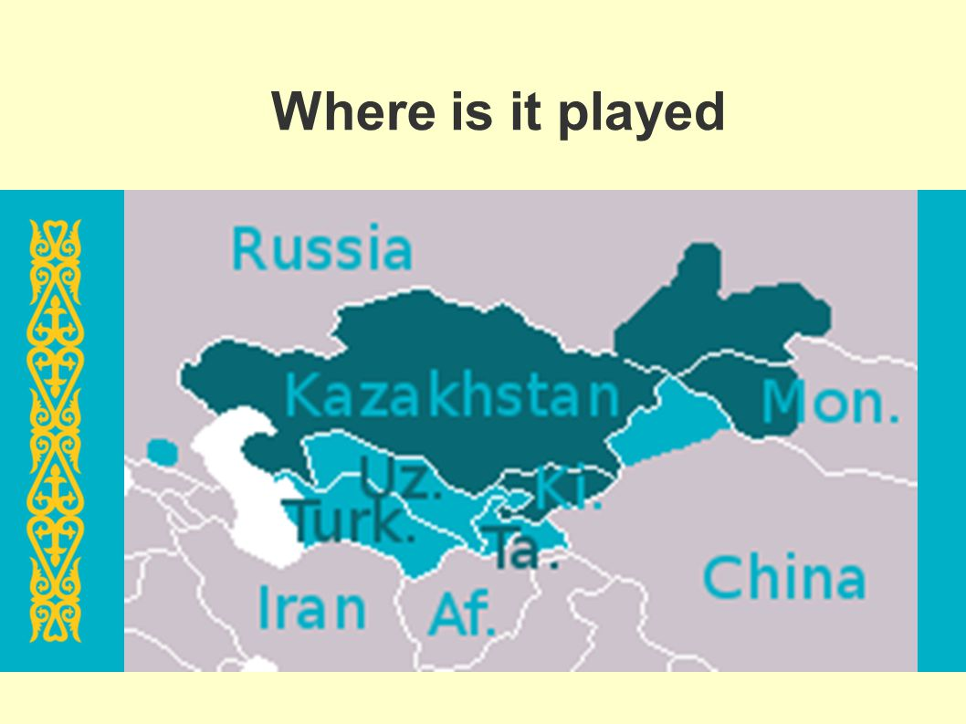 Where is it played