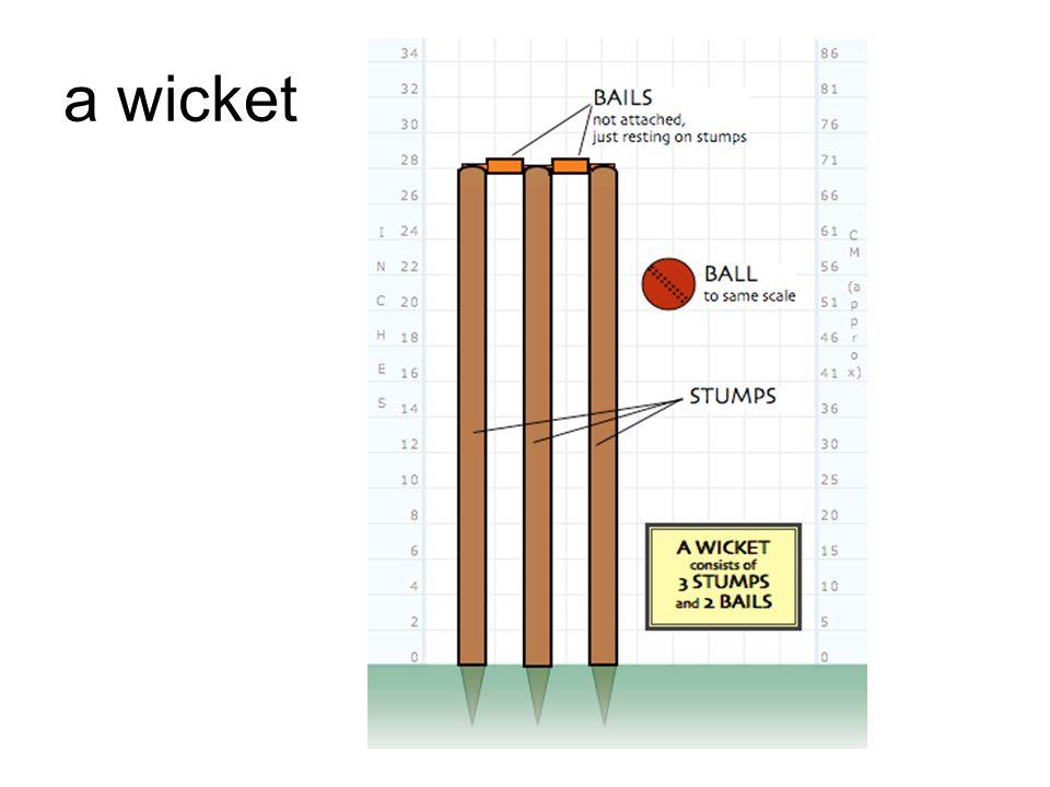 a wicket