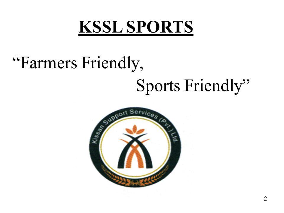 Farmers Friendly, Sports Friendly KSSL SPORTS 2