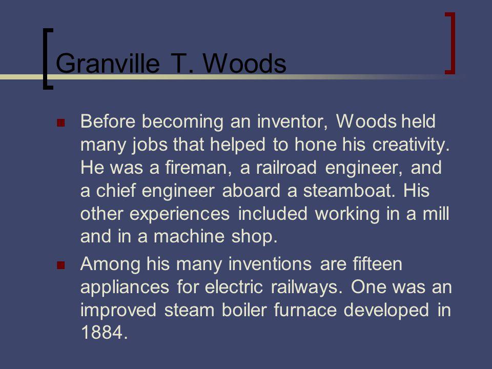 Granville T.