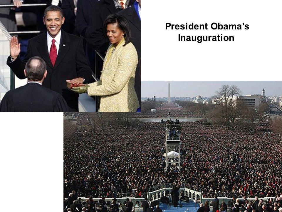 President Obamas Inauguration