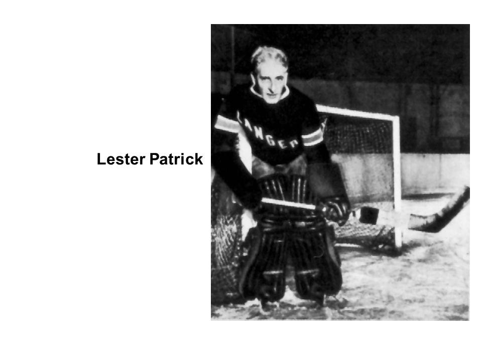 Lester Patrick