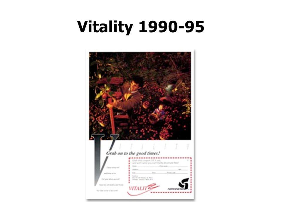 Vitality 1990-95