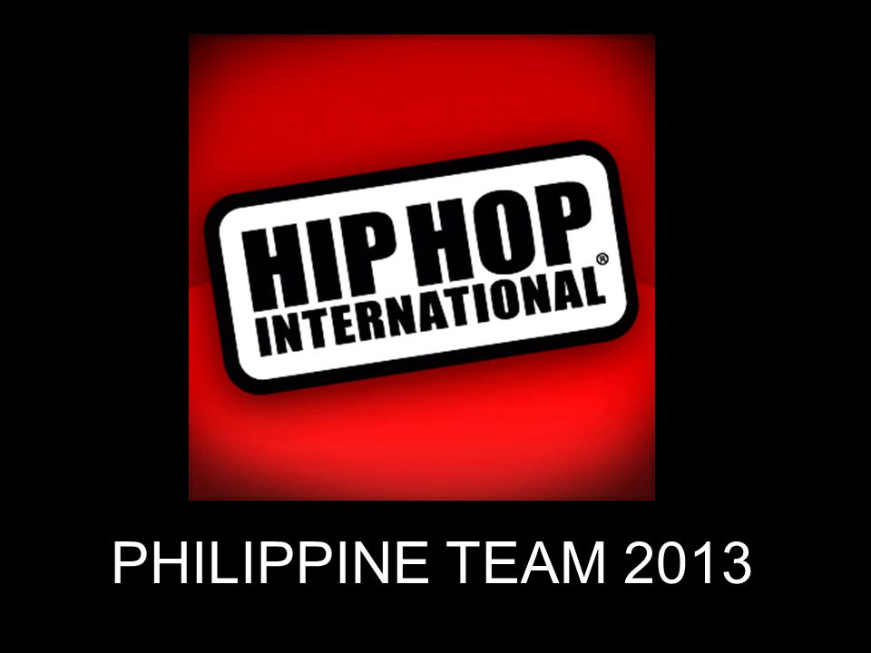 PHILIPPINE TEAM 2013