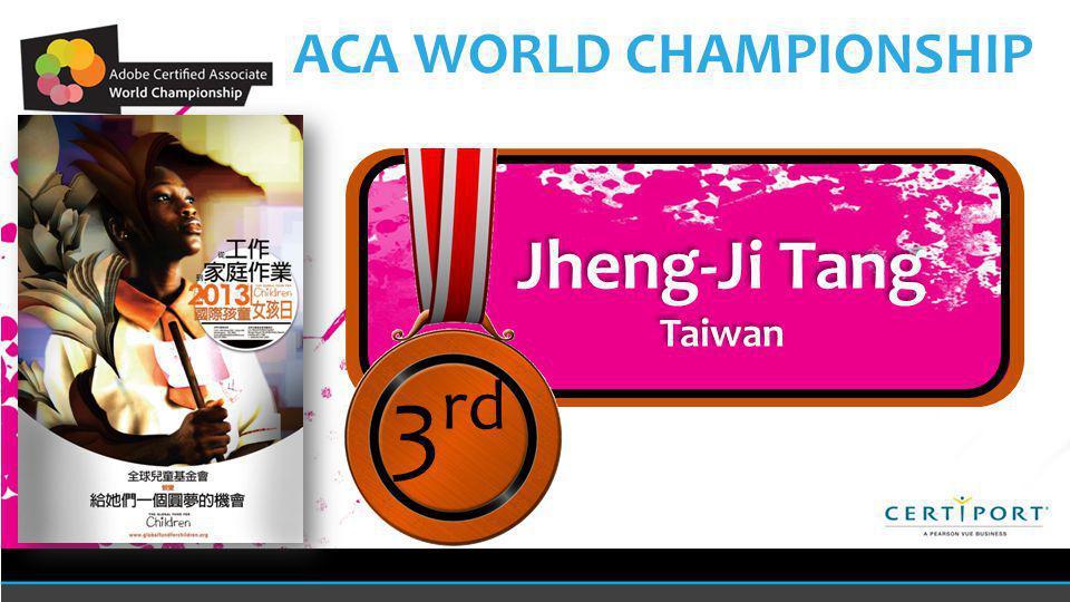 Name COUNTRY 3 rd Jheng-Ji Tang Taiwan Jheng-Ji Tang Taiwan